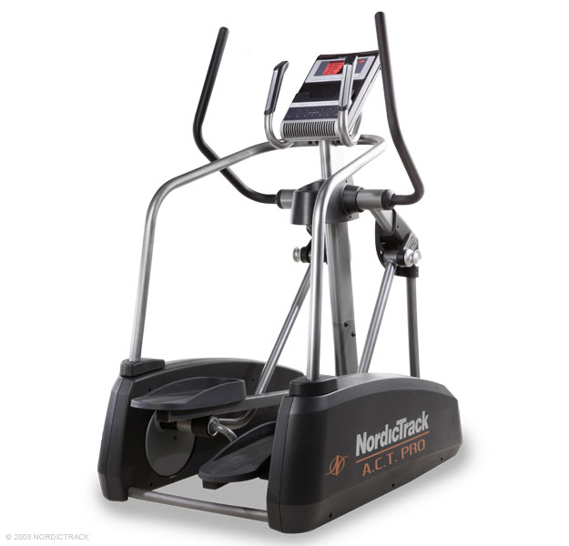 NordicTrack ACT PRO Elliptical Review