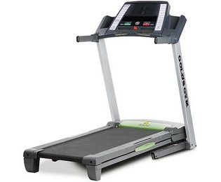 Golds Gym Maxx 685 Treadmill Sensei