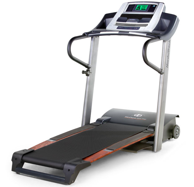 Nordictrack Reflex 4500 Pro -Treadmill Review