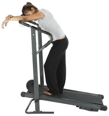 broken treadmill
